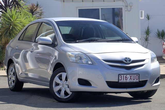 Used Toyota Yaris YRS, Bowen Hills, 2006 Toyota Yaris YRS Sedan