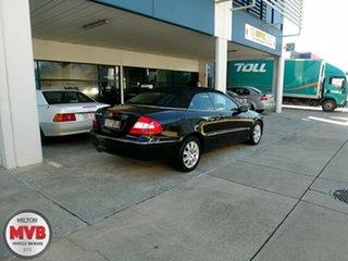 2006 Mercedes-Benz CLK200K Elegance Cabriolet.