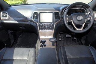 2014 Jeep Grand Cherokee Overland Wagon.