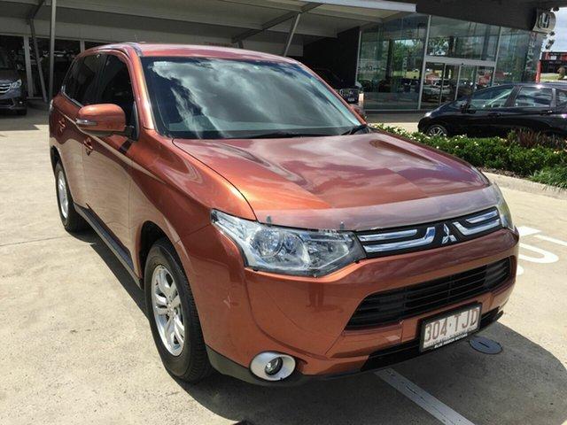 Discounted Used Mitsubishi Outlander LS 4WD, Yamanto, 2012 Mitsubishi Outlander LS 4WD Wagon