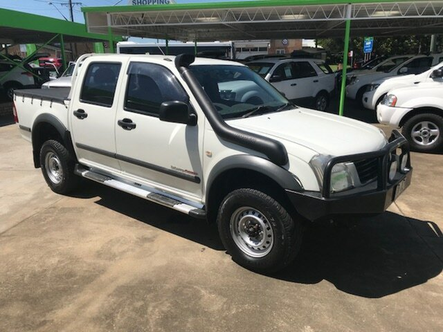 Used Holden Rodeo 4x4, Casino, 2006 Holden Rodeo 4x4 Dual Cab
