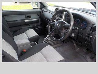 2005 Nissan Navara Str Cab Chassis.