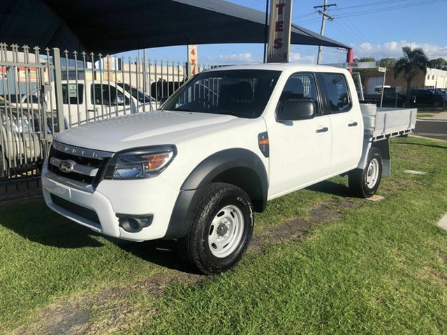 Used Ford Ranger XL (4x2), Toowoomba, 2011 Ford Ranger XL (4x2) Dual Cab Pick-up