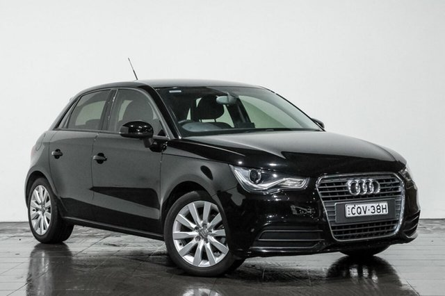 Used Audi A1 Attraction Sportback, Rozelle, 2013 Audi A1 Attraction Sportback Hatchback