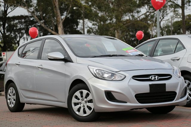 Used Hyundai Accent Active, Southport, 2016 Hyundai Accent Active Hatchback