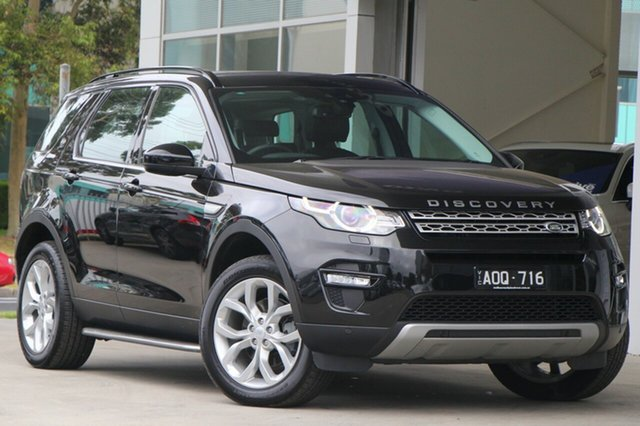 Used Land Rover Discovery Sport, Port Melbourne, 2017 Land Rover Discovery Sport Wagon