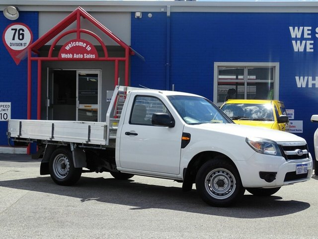 Discounted Used Ford Ranger XL, Welshpool, 2009 Ford Ranger XL Cab Chassis