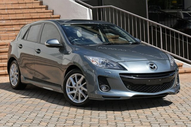 Discounted Used Mazda 3 SP25, Southport, 2012 Mazda 3 SP25 Hatchback
