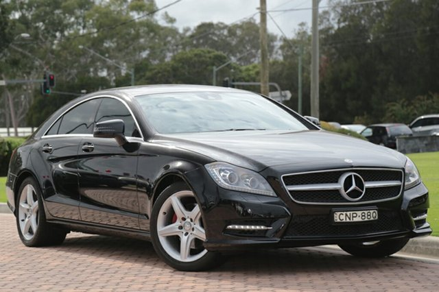 Discounted Used Mercedes-Benz CLS250 CDI Coupe 7G-Tronic +, Warwick Farm, 2013 Mercedes-Benz CLS250 CDI Coupe 7G-Tronic + Sedan