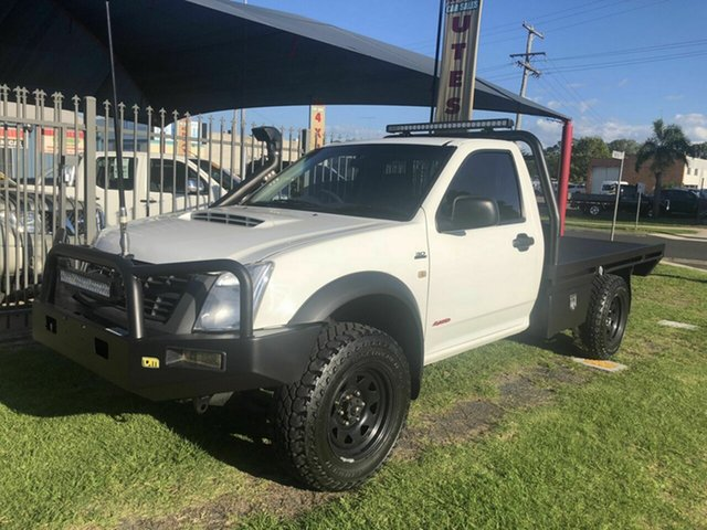 Used Holden Rodeo LX (4x4), Toowoomba, 2007 Holden Rodeo LX (4x4) Cab Chassis
