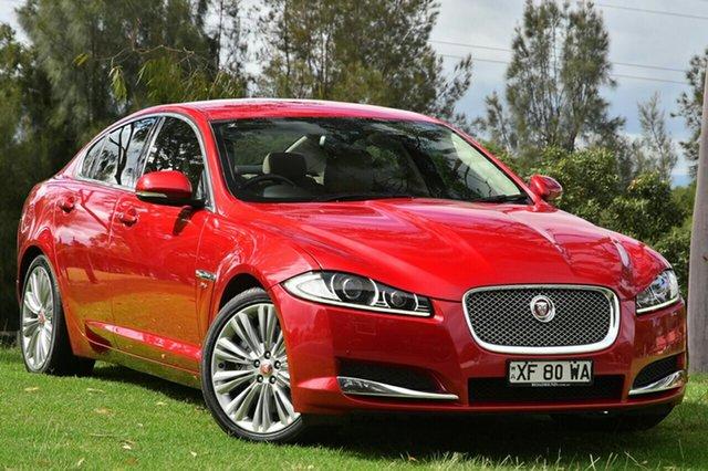 Used Jaguar XF Luxury, Welshpool, 2014 Jaguar XF Luxury Sedan
