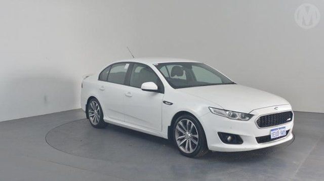 Used Ford Falcon XR6, Altona North, 2015 Ford Falcon XR6 Sedan