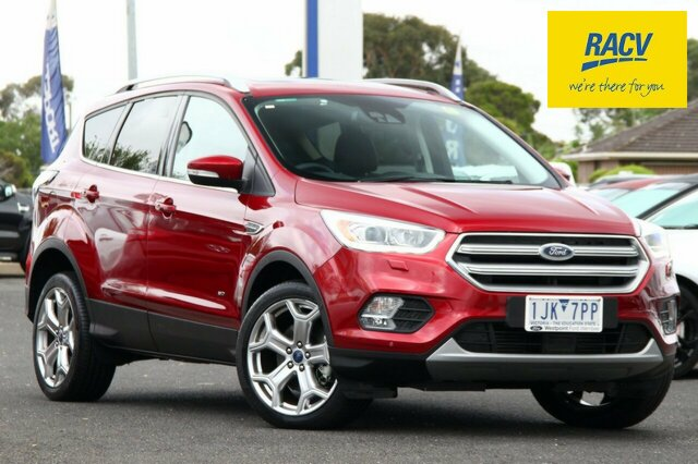 Used Ford Escape Titanium PwrShift AWD, Hoppers Crossing, 2016 Ford Escape Titanium PwrShift AWD Wagon