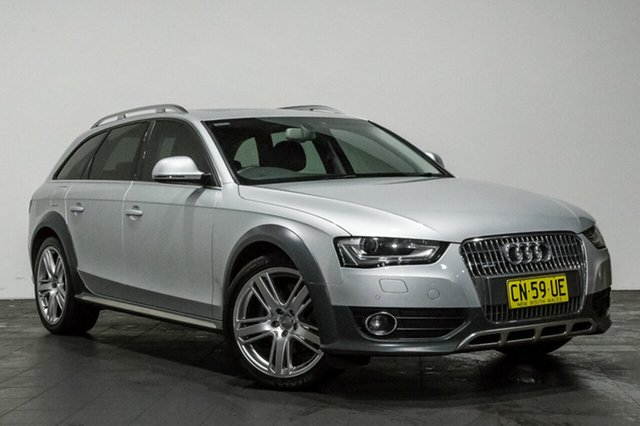 Used Audi A4 allroad S tronic quattro, Rozelle, 2012 Audi A4 allroad S tronic quattro Wagon