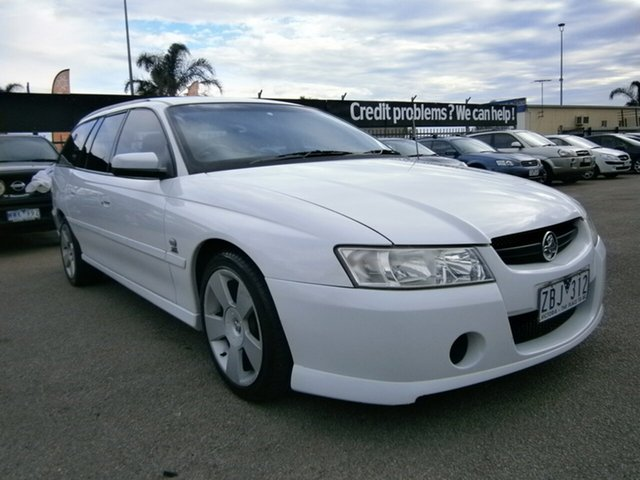 Used Holden Commodore Executive, Cheltenham, 2004 Holden Commodore Executive Wagon