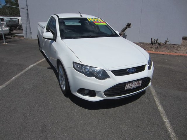 Used Ford Falcon XR6 Ute Super Cab, Alexandra Headland, 2014 Ford Falcon XR6 Ute Super Cab Utility