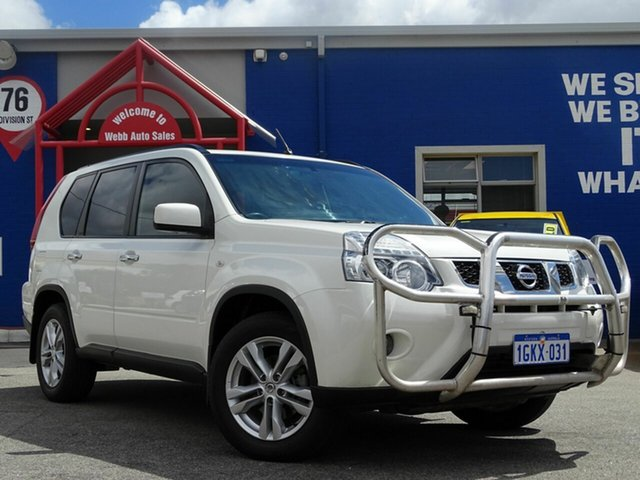 Discounted Used Nissan X-Trail TS, Welshpool, 2012 Nissan X-Trail TS Wagon