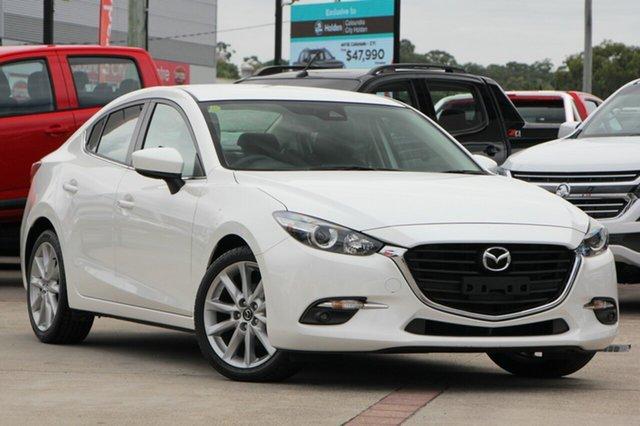 Used Mazda 3 SP25 SKYACTIV-Drive, Caloundra, 2016 Mazda 3 SP25 SKYACTIV-Drive Sedan