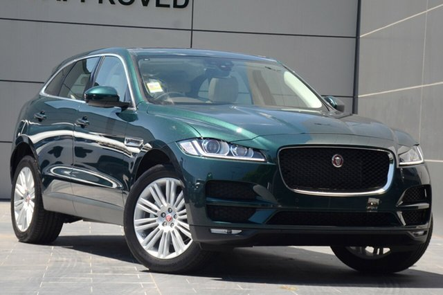 New Jaguar F-PACE Prestige, Newstead, 2017 Jaguar F-PACE Prestige Wagon