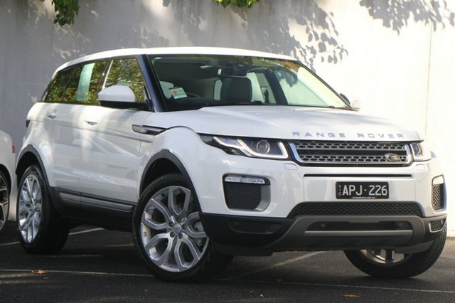 Used Land Rover Range Rover Evoque TD4 150 SE, Malvern, 2016 Land Rover Range Rover Evoque TD4 150 SE Wagon