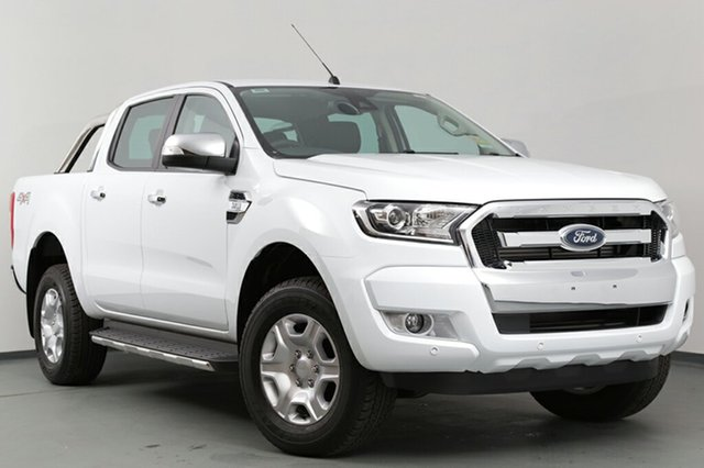 Discounted Demonstrator, Demo, Near New Ford Ranger XLT Double Cab, Southport, 2018 Ford Ranger XLT Double Cab Utility