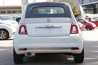 2017 Fiat 500C 60th Anniversary Dualogic Convertible.