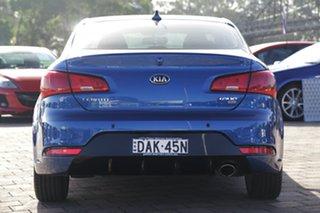 2014 Kia Cerato Koup SI Coupe.