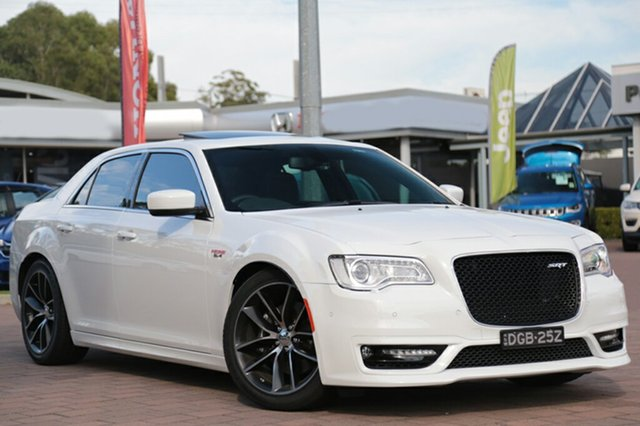 Discounted Demonstrator, Demo, Near New Chrysler 300 SRT Core, Southport, 2017 Chrysler 300 SRT Core Sedan