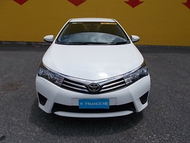 Discounted Used Toyota Corolla Ascent S-CVT, Winnellie, 2015 Toyota Corolla Ascent S-CVT Sedan