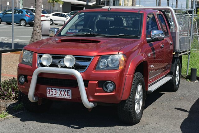 Used Holden Colorado LT-R Crew Cab, Southport, 2009 Holden Colorado LT-R Crew Cab Utility