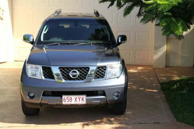 Discounted Used Nissan Pathfinder ST-L, Bundall, 2009 Nissan Pathfinder ST-L R51 MY08 Wagon