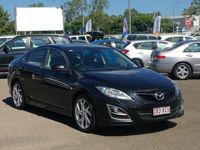 Used Mazda 6 Luxury Sports, Wacol, 2011 Mazda 6 Luxury Sports Hatchback