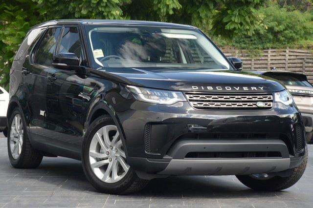 Demonstrator, Demo, Near New Land Rover Discovery TD6 SE, Newstead, 2017 Land Rover Discovery TD6 SE Wagon