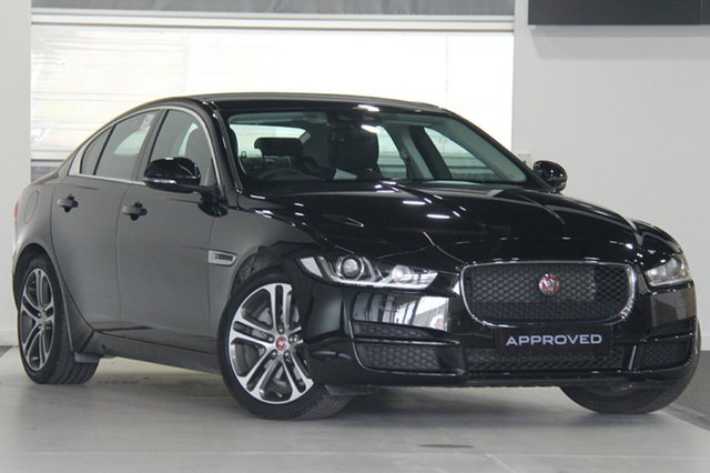 Used Jaguar XE 20D Prestige, Doncaster, 2017 Jaguar XE 20D Prestige Sedan