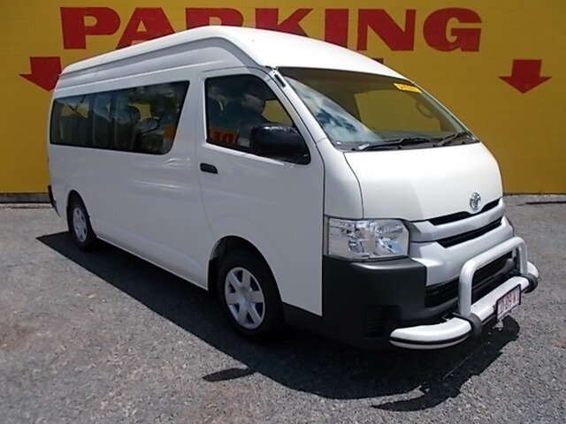 Used Toyota Hiace Commuter High Roof Super LWB, Winnellie, 2014 Toyota Hiace Commuter High Roof Super LWB Bus