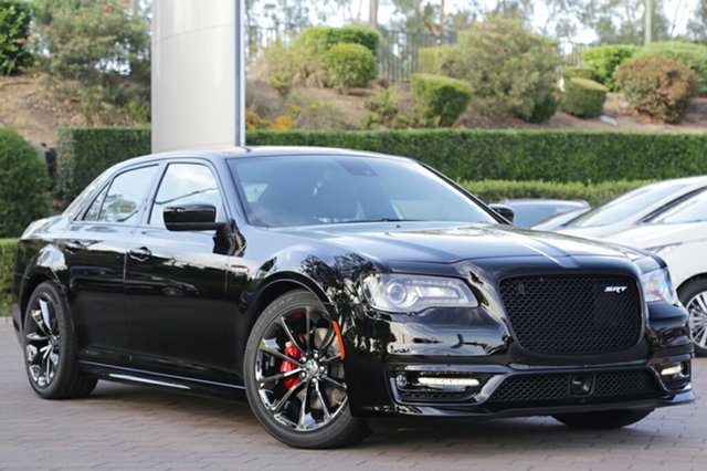 Discounted New Chrysler 300 SRT Hyperblack, Southport, 2017 Chrysler 300 SRT Hyperblack Sedan