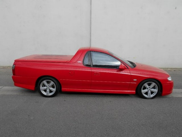 Used Holden Special Vehicles Maloo, Beverley, 2001 Holden Special Vehicles Maloo Utility