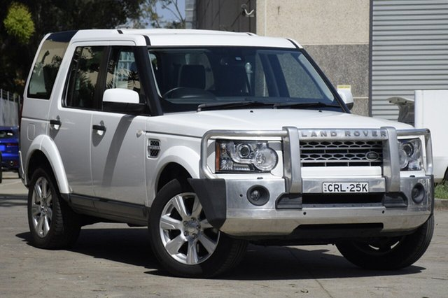 Used Land Rover Discovery 4 3.0 SDV6 HSE, Concord, 2013 Land Rover Discovery 4 3.0 SDV6 HSE Wagon