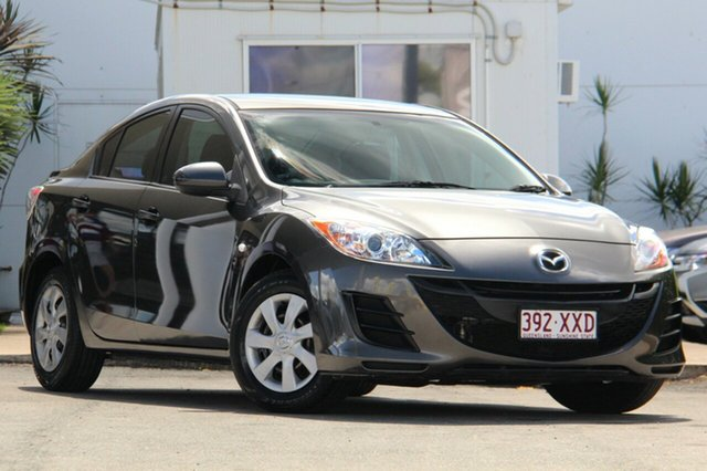 Used Mazda 3 Neo Activematic, Beaudesert, 2010 Mazda 3 Neo Activematic Sedan