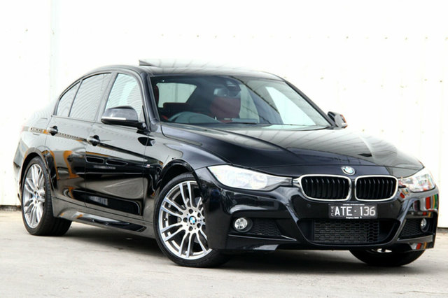 Used BMW 320D M Sport, Clayton, 2014 BMW 320D M Sport Sedan