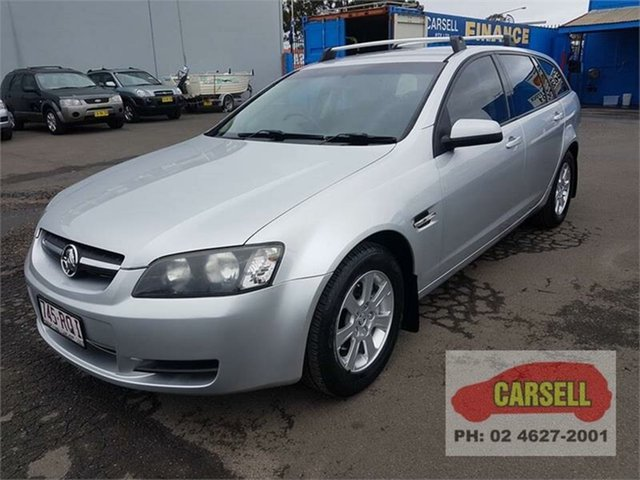 Used Holden Commodore, Campbelltown, 2008 Holden Commodore Wagon
