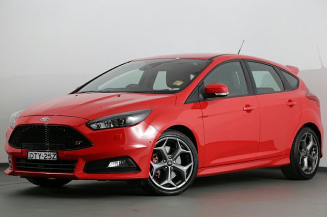Used Ford Focus ST, Southport, 2017 Ford Focus ST Hatchback