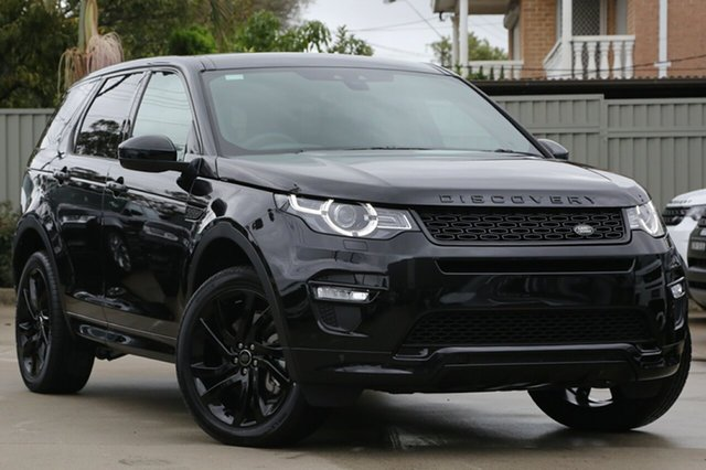 New Land Rover Discovery Sport SD4 HSE, Blakehurst, 2017 Land Rover Discovery Sport SD4 HSE Wagon