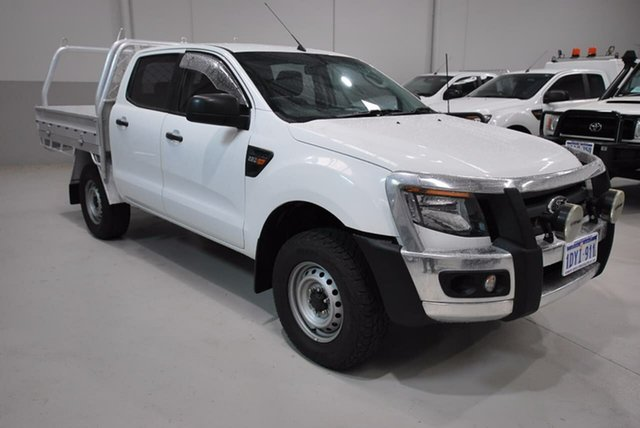 Used Ford Ranger XL Double Cab 4x2 Hi-Rider, Kenwick, 2012 Ford Ranger XL Double Cab 4x2 Hi-Rider Utility
