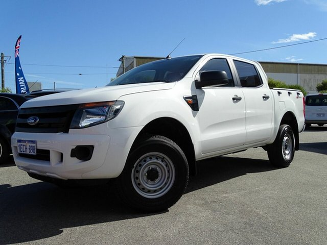 Discounted Used Ford Ranger XL Double Cab 4x2 Hi-Rider, Welshpool, 2013 Ford Ranger XL Double Cab 4x2 Hi-Rider Utility
