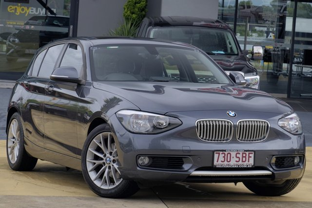 Used BMW 118i, Moorooka, Brisbane, 2011 BMW 118i Hatchback