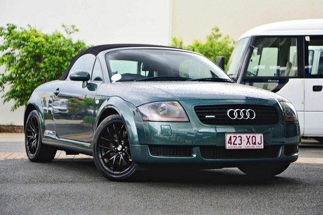 Used Audi TT Quattro, Robina, 2000 Audi TT Quattro Coupe