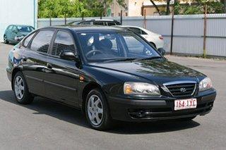 2005 Hyundai Elantra Hatchback.