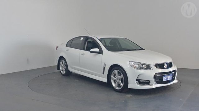 Used Holden Commodore SV6, Altona North, 2016 Holden Commodore SV6 Sedan