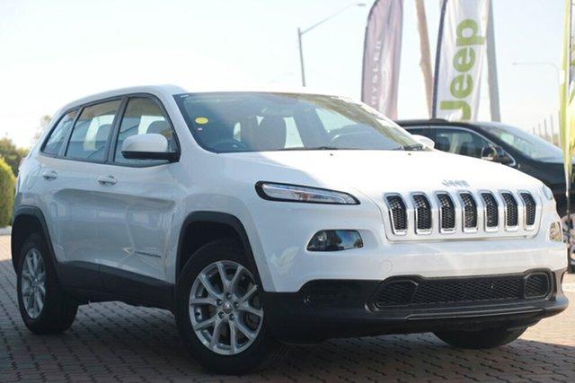 Discounted New Jeep Cherokee Sport, Narellan, 2017 Jeep Cherokee Sport SUV